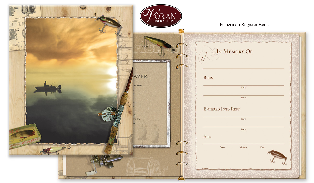 Fisherman Register Book